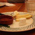  FROMAGE COURSE (with chutney devoured)