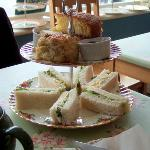  Wonderful afternoon tea!