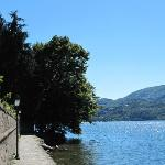 Lake Orta - lovely bathing