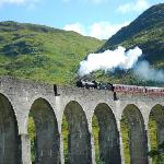  En route to Hogwarts