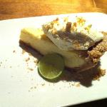 Key Lime Sampler Pie
