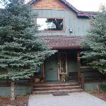  Front of Blue Spruce