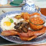  Full English Breakfast - Awesome!