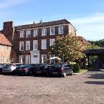  Lovely hotel in downtown Harpenden