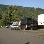 View of the RV Park