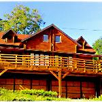 The Log Cabin Minic