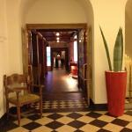  hallway to the dining room