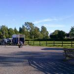  Equestrian facilities area