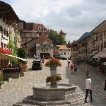 Gruyeres village