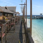 Foto de Pulau Mataking Reef Dive Resort