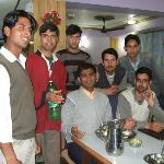 Staff of Hotel new Mamta