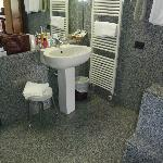 another view of bathroom ,