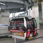 Emirates Air Line - Greenwich Peninsula