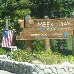 Meeks Bay entrance
