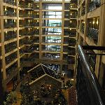 Φωτογραφία: Embassy Suites Hotel Chicago - Lombard / Oak Brook