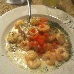  Shrimp and grits....mmmm