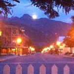 Moonrise Over the Kootenay's