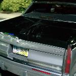 Car damaged in Maridel Motel - dangerous neighborhood?