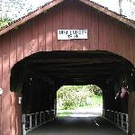 Drift Creek Covered Bridge, near Lincoln City