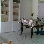 Like at home breakfast area