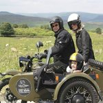 Sidecar Safari Peak District- Day Tours