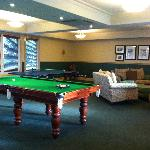 Pool Room and table Tennis