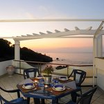 Splendida vista appartamento Afrodite Ischia Blu Resort