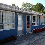 Harbouside Motel - Room 21 (Parking side)