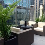 Sky Terrace at IVY Boutique Hotel