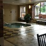 صورة فوتوغرافية لـ ‪Hampton Inn & Suites Saratoga Springs‬