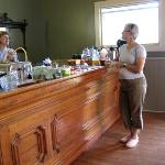 Breakfast Bar in the Tavern Room