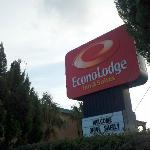  Econo Lodge, Albay, GA Marquee