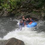 rafting the nantahala