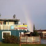 Cosmic Kitchen- end of the Rainbow.