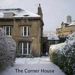  The Corner House in Winter