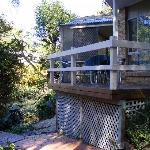  Niaroo Villa showing enclosed verandah