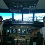 iPILOT Flight Simulator Experience London/Westfield