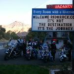 Absolutely fabulous stay! Clean, accomodating, Biker Friendly, Great New Owners! You'll Love i