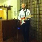 Dave Boyd - the Guitarist singing old country songs