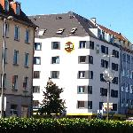 B&B Hotel Nuernberg-City照片