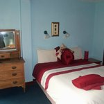 Rooms available from £30 per night