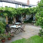 Foto di Thorverton Arms Bed & Breakfast