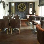 1 of the 2 dining areas