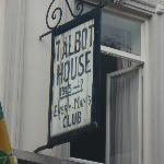 Talbot House sign