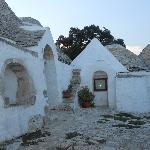  le stanze-trullo