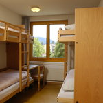  Mehrbettzimmer Jugendherberge Zug