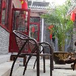 The Dragon's Courtyard Foto
