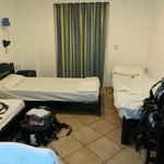  &quot;Corfu Backpackers&quot; 3-Bed Dorm