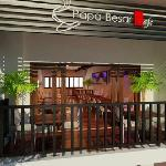 Welcome to Papa Besar Cafe