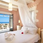  Villa Euterpe - the double room